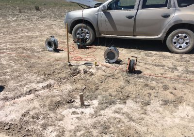 Ensayos sísmicos en México (D)