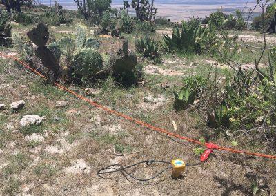 Ensayos sísmicos en México (C)